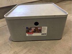 Коробка ящик Curver Beton L новинка