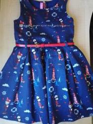 Платье Waikiki на 4-5лет