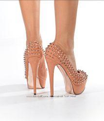 Туфли итальянского бренда Nando Muzi.