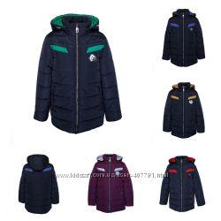 Демисезонная куртка для мальчика Токио,  р. 140-158