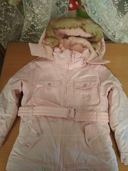 Зимняя куртка  Zeplin