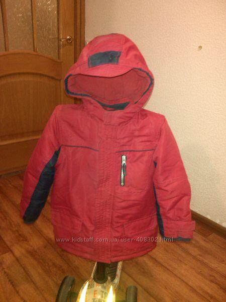 Куртка Mothercare еврозима 110