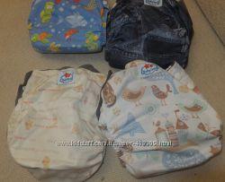 Многоразовые подгузники Baby Land и FuzziBunz