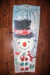 Новогодние, рождественские лосины со снеговиком 10 лет Next