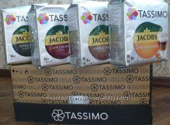 Капсулы кофе Jacobs Tassimo Якобс Тассимо