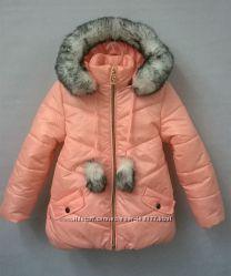 Зимняя куртка для девочки 98, 104, 110, 116, 122.