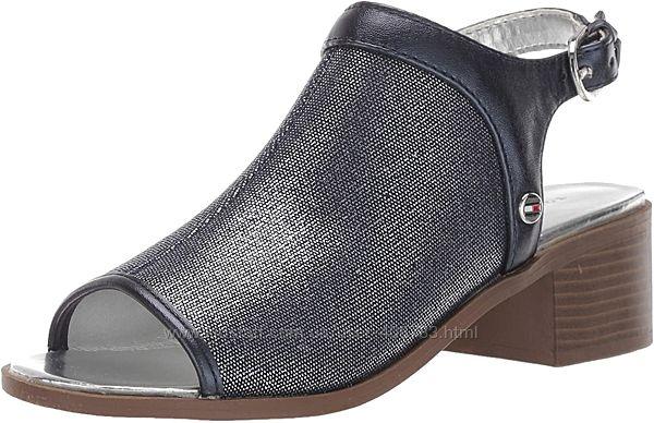 Новые боссоножки летняя обувь tommy hilfiger оригинал