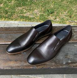 Мужские туфли лоферы JaCkers Италия натуральная кожа 40-45р