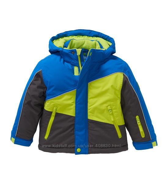 Зимняя термокуртка, мембрана Kiki&Koko Германия р. 116