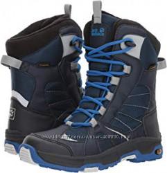 Зимние термоботинки Jack Wolfskin Snow Boot, 26 р. мембрана