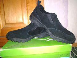 Туфли для школы, замша с пропиткой, пролет из США