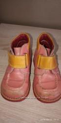 Ботинки ортопеды бу