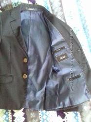 Пиджак школьный р. 116-120