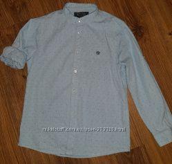 Фирменная рубашка тениска на мальчика
