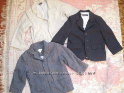 Стильные пиджаки для мальчика