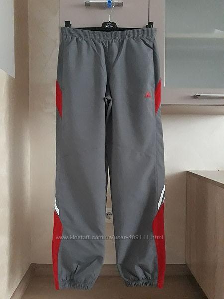 Фирменные спортивные штаны Adidas CiimaCool размер S-M 42-44. Оригинал