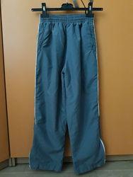 Спортивные штаны для мальчика на х/б подкладке рост 128см, 7-8лет