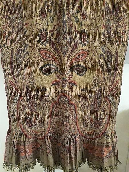 Стильный мягкий женский шарф палантин