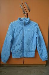 Куртка, курточка демисезонная спортивная adidas размер S-М