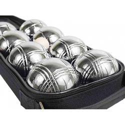 Новые игоровые наборы Petanque из 8 шаров в текстильном чемодане