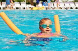 Нудлс палка для аквафитнеса Swim Comfy Noodles нудл  для плавания круг