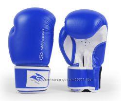 Перчатки боксерские SMJsport Hawk 2016 10  и 12