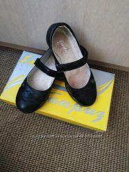 Туфли 32 р 20 см Каприз нат кожа