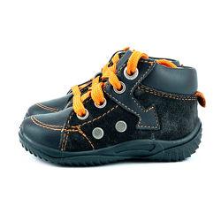 Кожаные демисезонные ботинки Richter