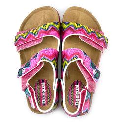 Детская и подростковая летняя обувь известных брендов