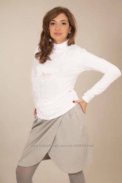 Стильная юбка для беременных и после
