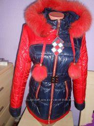 Красивая стильная куртка р. 46-48
