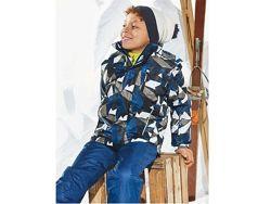 Зимняя термо куртка Crivit р. 134-140