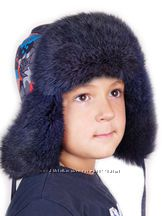 Зимняя шапка ТМ Фиона для мальчика р52