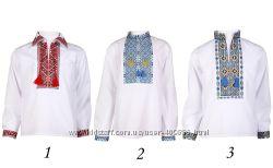 Вышиванка для мальчика вишиванка рубашка хлопчику ОПТОМ производитель