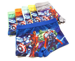 Трусики шортики для мальчика Disney Мстители Avengers