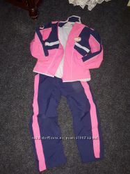 Спортивный костюм для девочки 134-140