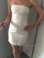 Платье HM с открытой спинкой-xs-s
