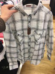 Рубашка дизайнерская Blozek-лен