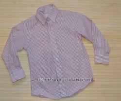 Фирменные рубашки для мальчика 5-7 лет 4 шт.