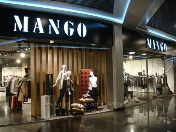 Mango Испания быстрый выкуп