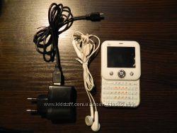 Телефон Fly Q200 Swivel. 2 SIM. Под ремонт или на запчасти