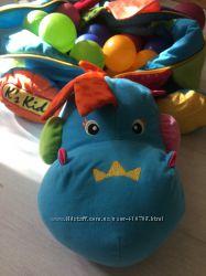 Сухой бассейн Голубой Дракоша Ks Kids
