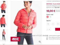 Куртка новая женская Германия, недорого, не подошла по размеру
