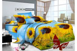 Комплекты постельного белья расцветка цветы ранфорс ТМ TAG