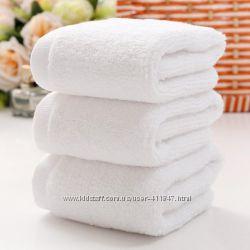 Полотенца Lotus Отель - махровые белоснежные