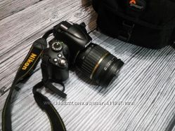 Никон D5000 c объективом tamron AF 17-50mm f2. 8