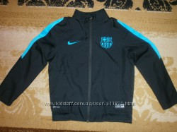 продам дитячу спортивну кофту Nike FCB р. 122-128
