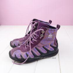 Замшевые ботинки Ecco 28 размер оригинал