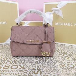 Кожаная сумка Michael Kors ava xs dusty rose оригинал Майкл Корс