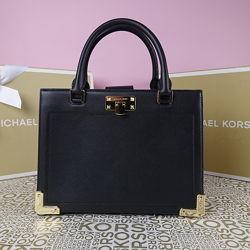 Кожаная сумка Michael Kors kinsley md оригинал Майкл Корс